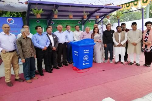 HAND OVER CEREMONY - CLEAN ENVIRONMENT INITIATIVE-2019